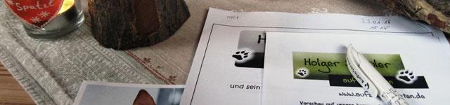 Seminarunterlagen für Such und Touch.